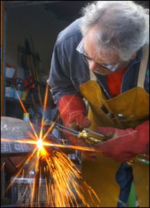 Welding star picture